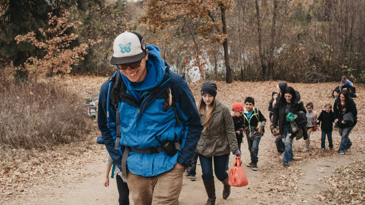 Apply to Environmental Education Student Hiking Trip